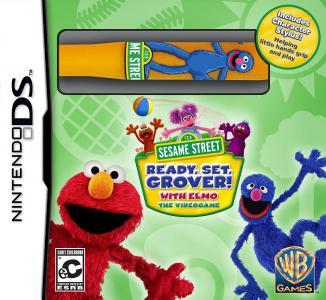 Sesame Street: Ready, Set, Grover! With Elmo /DS