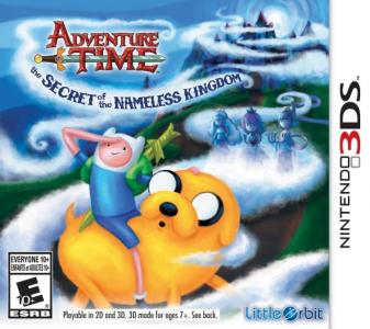 Adventure Time: The Secret of the Nameless Kingdom / 3DS