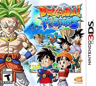 Dragon Ball Fusions/3DS