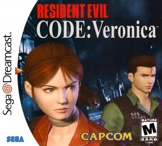 Resident Evil Code Veronica/Dreamcast
