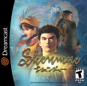 Shenmue/Dreamcast