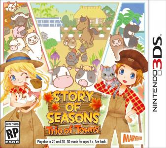 Story of Season Trio of Towns