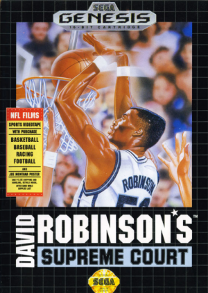 David Robinson's Supreme Court/Genesis