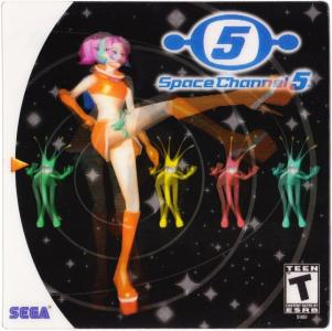 Space Channel 5/Dreamcast