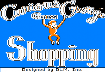 Curious George Goes Shopping