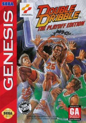 Double Dribble: The Playoff Edition/Genesis