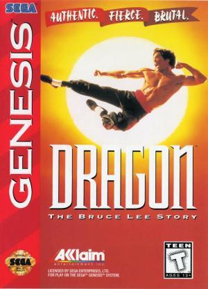 Dragon The Bruce Lee Story/Genesis