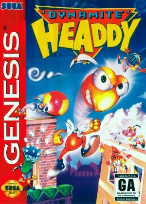 Dynamite Headdy/Genesis