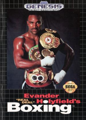Evander Real Deal Holyfield Boxing/Genesis