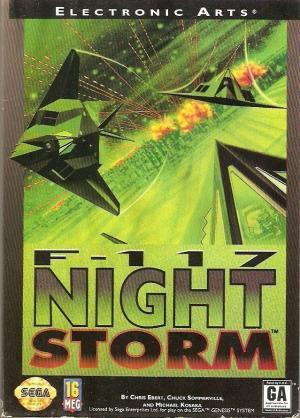 F-117 Night Storm/Genesis