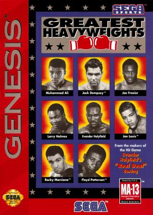 Greatest Heavyweights/Genesis