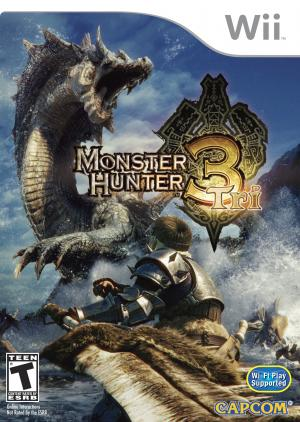 Monster Hunter 3 (TRI) / Wii