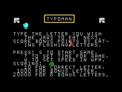 Typo Man