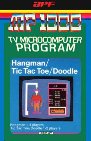 Hangman/Tic Tac Toe/Doodle