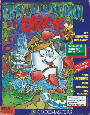 Crystal Kingdom Dizzy 2017