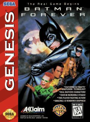 Batman Forever/Genesis