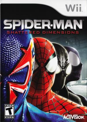 Spider-Man Shattered Dimensions/Wii