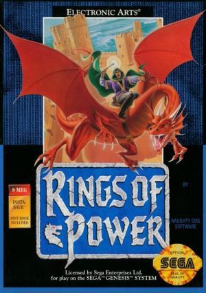 Rings Of Power/Genesis