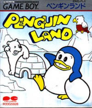 Penguin Land cover