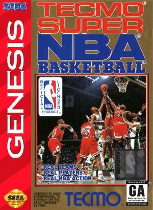 Tecmo Super NBA Basketball/Genesis
