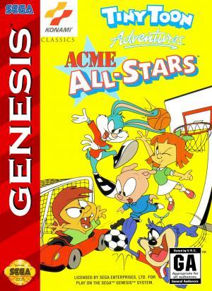 Tiny Toon Adventures: ACME All-Stars /Genesis