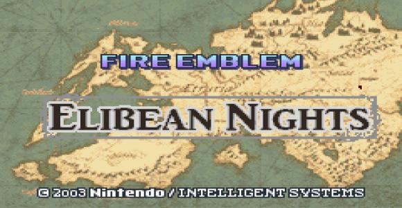 Fire Emblem: Elibean Nights