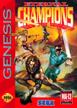Eternal Champions/Genesis