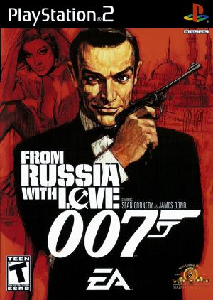 007 From Russia With Love/PS2
