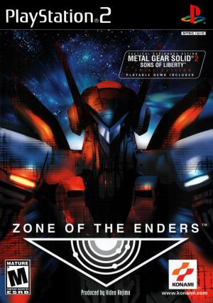 Zone Of The Enders/PS2