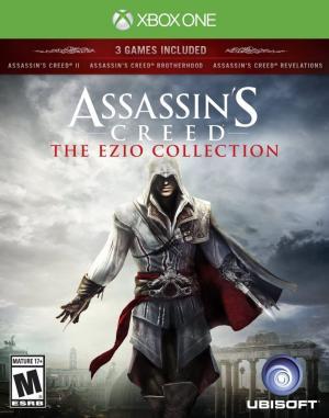Assassin's Creed the Ezio Collection/Xbox One