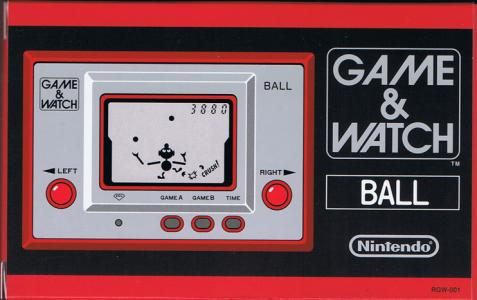 Ball [Club Nintendo]
