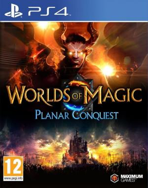 Worlds Of Magic Planar Conquest/PS4