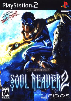 Soul Reaver 2 (The Legacy Of Kain Series) / PS2