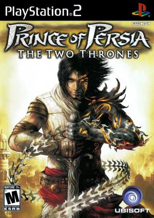 Prince Of Persia The Two Thrones/PS2