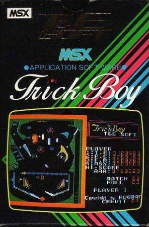 Trick Boy cover