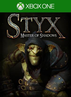 Styx Master of Shadows