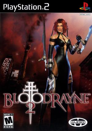 Bloodrayne 2/PS2
