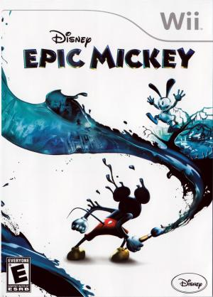 Epic Mickey/Wii
