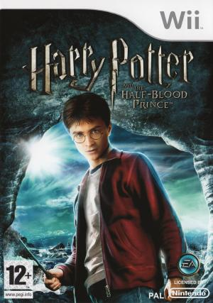 Harry Potter and the Half-Blood Prince/wii