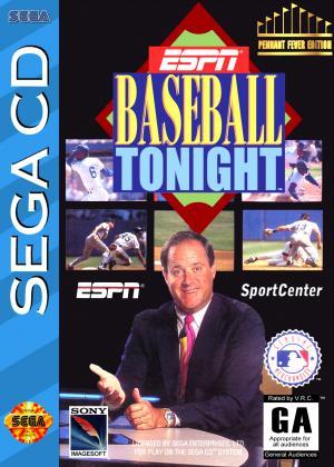 ESPN Baseball Tonight/Sega CD