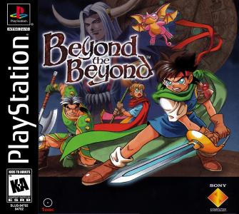 Beyond The Beyond/PS1
