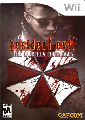 Resident Evil The Umbrella Chronicles/Wii
