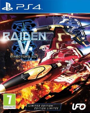 Raiden V Director's Cut Limited Edition