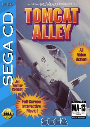 Tomcat Alley/Sega CD