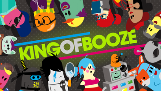 King of Booze - Drinking Game