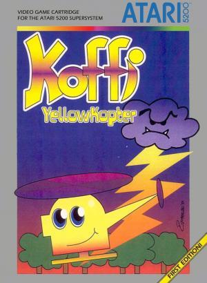 Koffi Yellow Copter