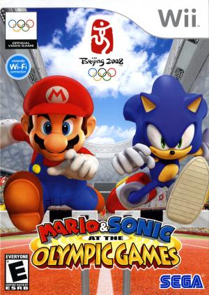 Mario & Sonic At The Olympic Games/Wii
