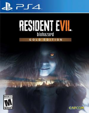 Resident Evil 7 Biohazard Gold Edition