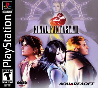 Final Fantasy VIII/PS1