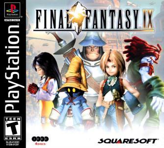 Final Fantasy IX/PS1